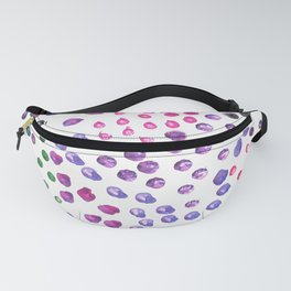 pointalism Fanny Pack