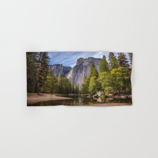 Heavenly Landscape Hand & Bath Towel