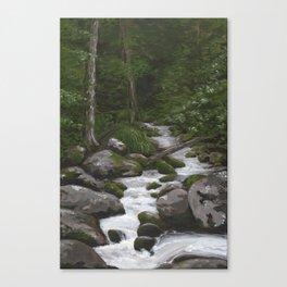 Waterville #3 Canvas Print