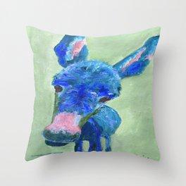 Wonkey Donkey Throw Pillow