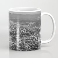 portland Mugs featuring Portland by Erik Graham Photography