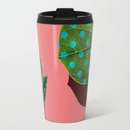 Tropical Leaf #03 Travel Mug