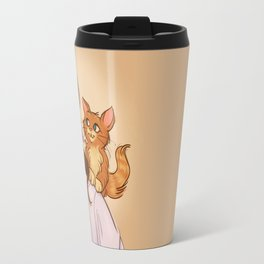 Holly & Cat Travel Mug