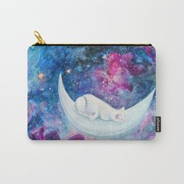 Sleeping in the universe Carry-All Pouch