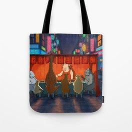 Street Food Tote Bag