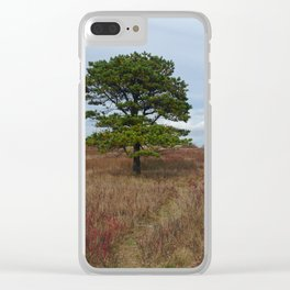 The Big Meadow Clear iPhone Case