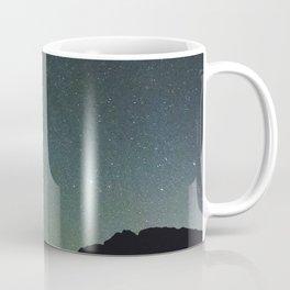 Blue Night Sky, Valley of Fire NV Coffee Mug