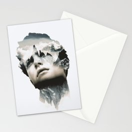 INNER STRENGTH 2 Stationery Cards