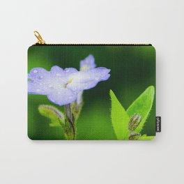 Bush Violet Carry-All Pouch