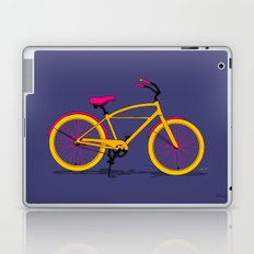 Happy Bike Laptop & iPad Skin