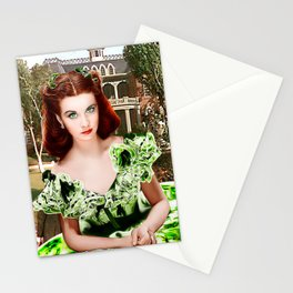 Vivien Leigh Stationery Cards