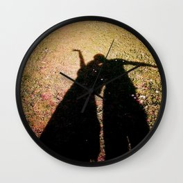 Sunshine Shadow's Wall Clock