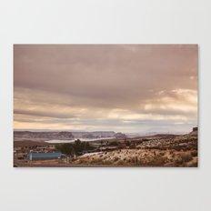 Near Lake Powell, AZ Canvas Print