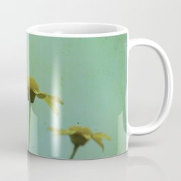 Fragile Flowers Coffee Mug