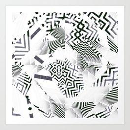 New Sacred 41 (2014) Art Print