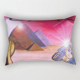 magic of egypt Rectangular Pillow