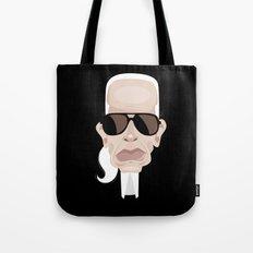 Karl Lagarfeld Tote Bag