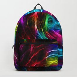 Abstracts in Color No 1, 2019 Backpack
