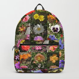 Flowers Montage Backpack