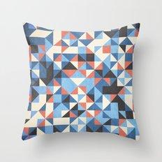 pattern #24 Throw Pillow