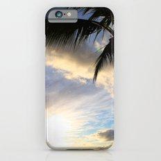 Hawaiian Palm at Sunset Slim Case iPhone 6s