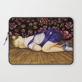 Child Sleeping #1 Laptop Sleeve