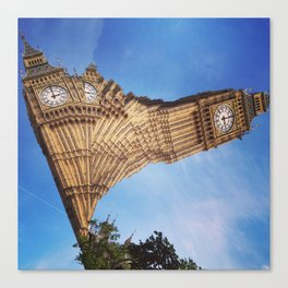 Big Ben, London (3) Canvas Print