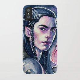 The Storm of his Mind iPhone Case