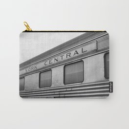 New York Central B&W Carry-All Pouch