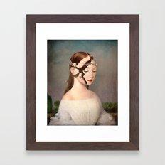Distant Memory Framed Art Print