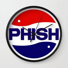 PHISH Wall Clock