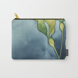 Bull Kelp Watercolor Carry-All Pouch