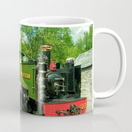 Devils Bridge Steam Coffee Mug
