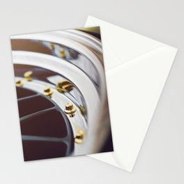 BBS LM w/ Gold Bolts Stationery Cards