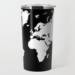 Design 69 world map Travel Mug