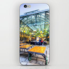 Covent Garden Market London iPhone Skin