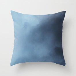 Twilight Clouds Throw Pillow