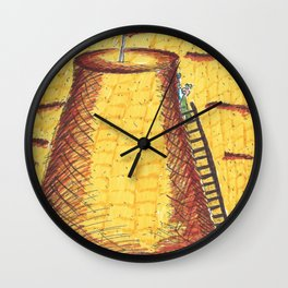 Sprucing Up Royal Accomodation Wall Clock