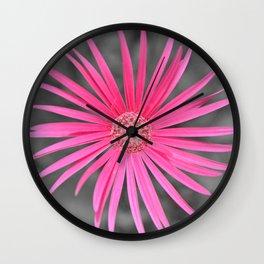 Gerbera.... Wall Clock