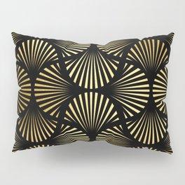 Breathtaking Art Deco Pattern: Making My Grand Entrance Pillow Sham