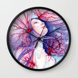 Soul of the Siren Wall Clock
