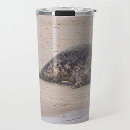 Cape Cod baby seal Travel Mug