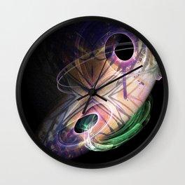 Analogue Portal Patch Wall Clock