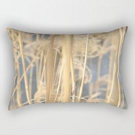 Do you reed me? Over. Rectangular Pillow