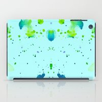 watercolour iPad Cases featuring Watercolour by Amarinda