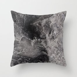QUARRY II Throw Pillow