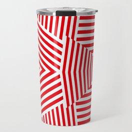 Nestor Red Travel Mug