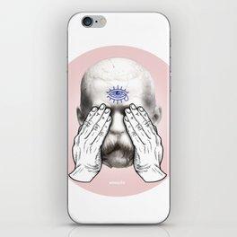 A SINGLE DROP iPhone Skin