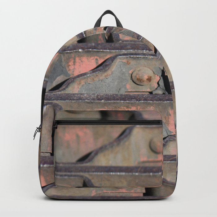 Grate Curves Backpack