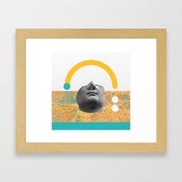 Cyclical Rhythms Framed Art Print